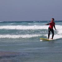 Beginner & Intermedia Surf Lessons 2