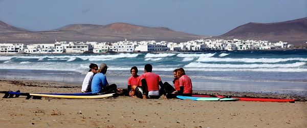 Surf school & surf lessons