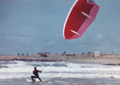 kitesurf history