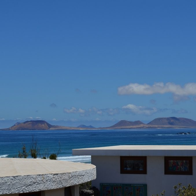 bungalows view la graciosa