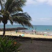 cucharas beach