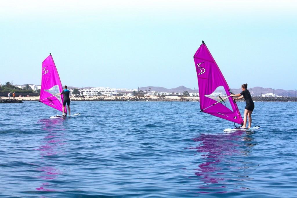 Learn To Windsurf | Surf Lanzarote